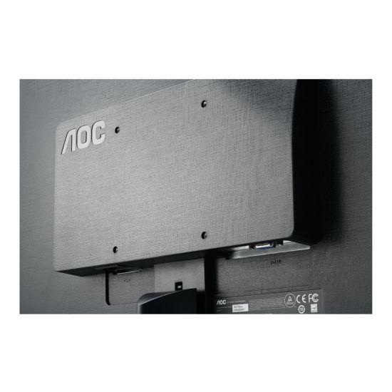 """AOC E2270SWN &#45 LED-Skærm 21.5"""" 5ms - Full HD 1920x1080 ved 60Hz"""