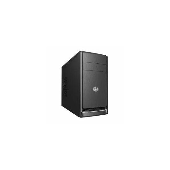 Cooler Master MasterBox E300L - micro-ATX - Black/Silver