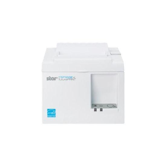 Star TSP143IIIBI - kvitteringsprinter - to-farvet (monokrom) - direkt termisk