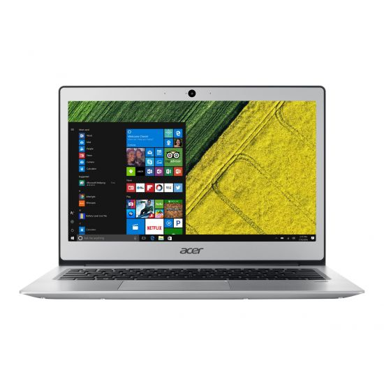 Acer Swift 1 SF113-31-C57G - Intel Celeron N3350 / 1.1 GHz - 4 GB DDR3L - 64 GB SSD - (eMMC) - Intel HD Graphics 500 - 13.3""