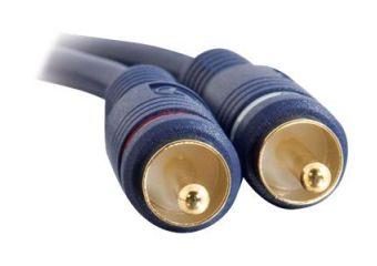 C2G Velocity audiokabel