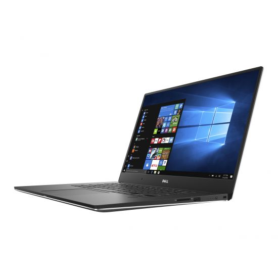 Dell XPS 15 9560 - Intel Core i7 (7. Gen) 7700HQ / 2.8 GHz - 16 GB DDR4 - 512 GB SSD - (M.2) PCIe - NVIDIA GeForce GTX 1050 - 15.6""