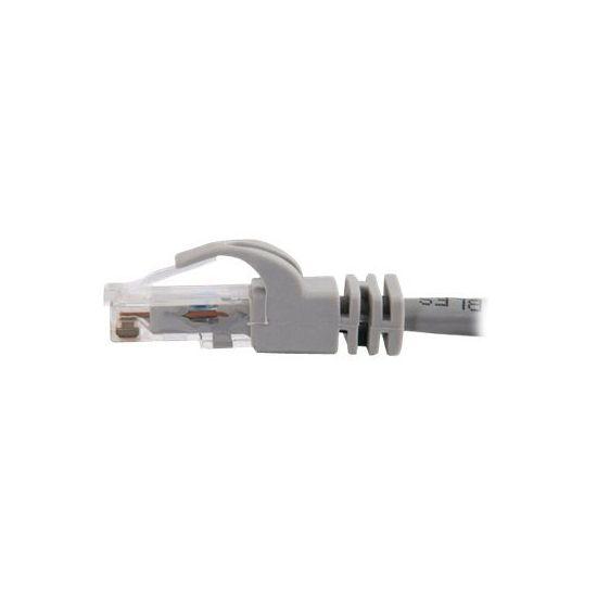 C2G Cat6 Booted Unshielded (UTP) Crossover Patch Cable - krydskabel - 1 m - grå