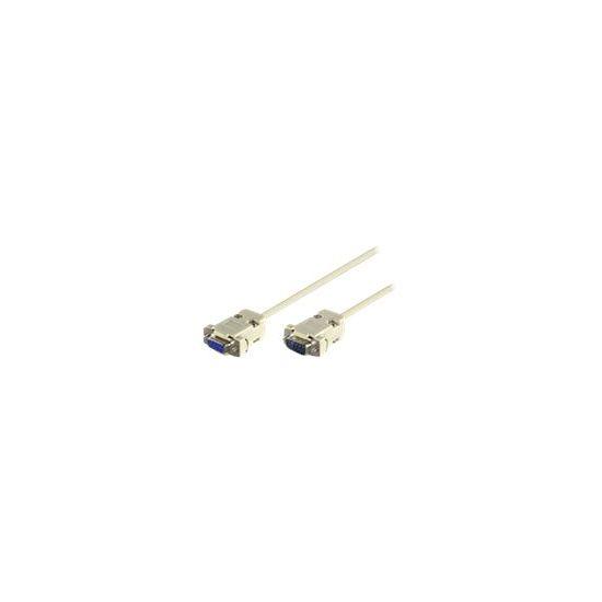 MicroConnect serielforlængerkabel - 3 m