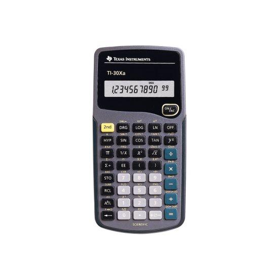 Texas Instruments TI-30Xa - videnskabelig regnemaskine