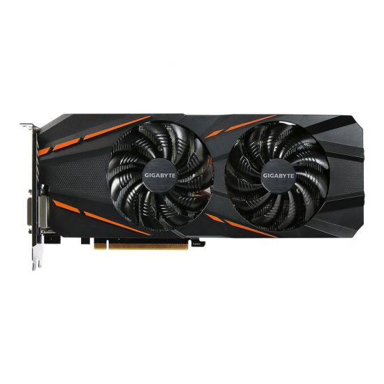 Gigabyte GeForce GTX 1060 G1 Gaming 6G (rev. 1.0) &#45 NVIDIA GTX1060 &#45 6GB GDDR5 - PCI Express 3.0 x16