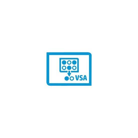 HPE StoreOnce VSA - licens + 5 års 9x5 support - kapacitet på 50 TB