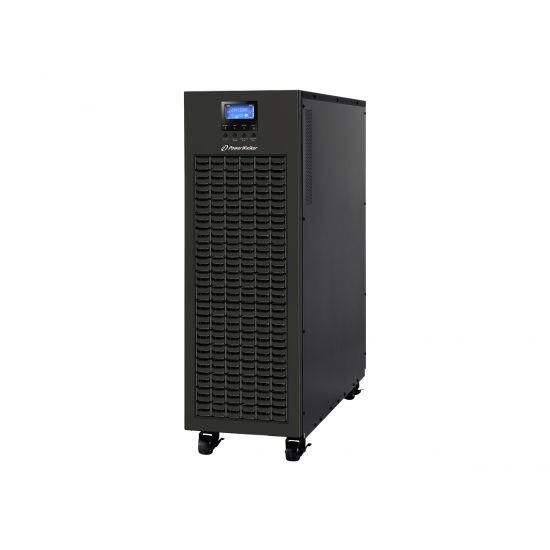 PowerWalker VFI 10000 CPE 3/3 BI - UPS - 9000 Watt - 10000 VA