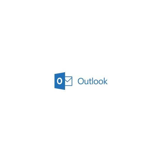 Microsoft Outlook 2016 for Mac - afgift for overtagelse - 1 licens