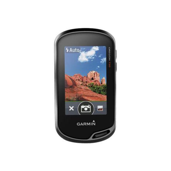 Garmin Oregon 750 - GPS/GLONASS navigator