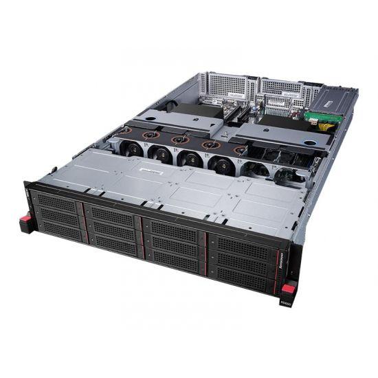 Lenovo ThinkServer RD650 - rack-monterbar - Xeon E5-2620V3 2.4 GHz - 8 GB - 0 GB