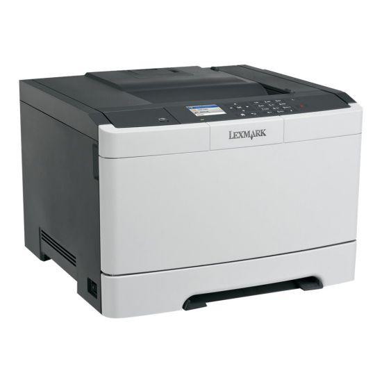 Lexmark CS417dn - printer - farve - laser