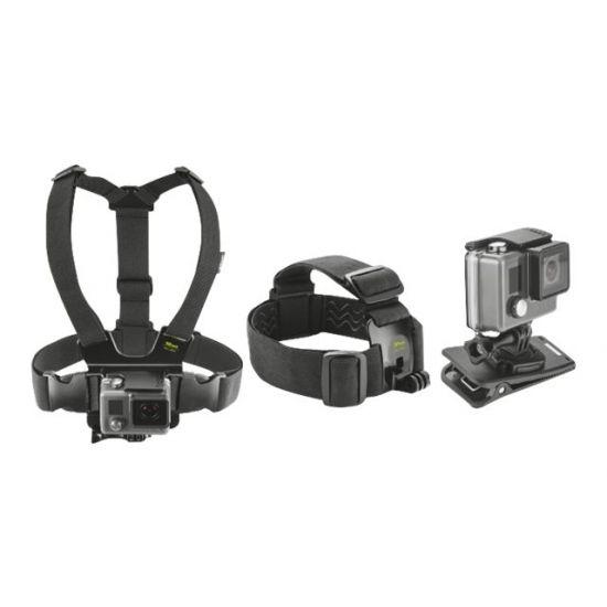 Trust 3-in-1 - Starter Kit - tilbehørskit til digitalkamera