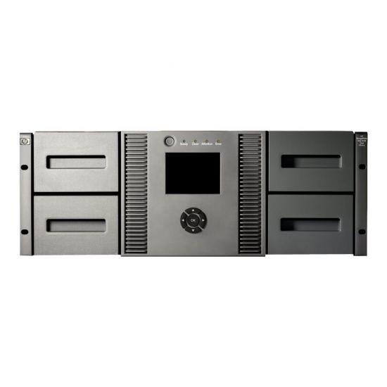 HPE StoreEver MSL4048 Ultrium 3000 - båndbibliotek - LTO Ultrium - 8Gb Fibre Channel