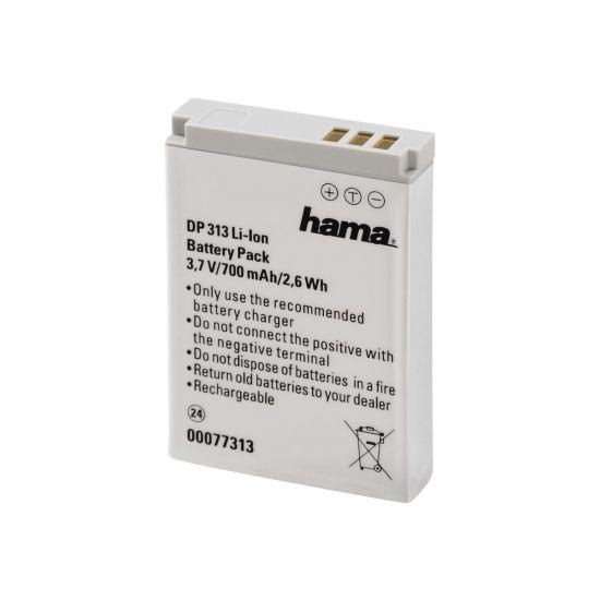 Hama DP 313 - kamerabatteri Li-Ion