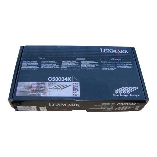 Lexmark - 4 - fotoelektrisk enhed - LCCP