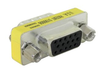 DeLOCK gender changer VGA  (omformer)