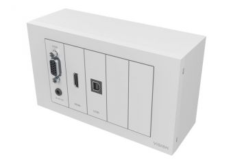 VISION TechConnect TC3 Wall-Mount Faceplate Package