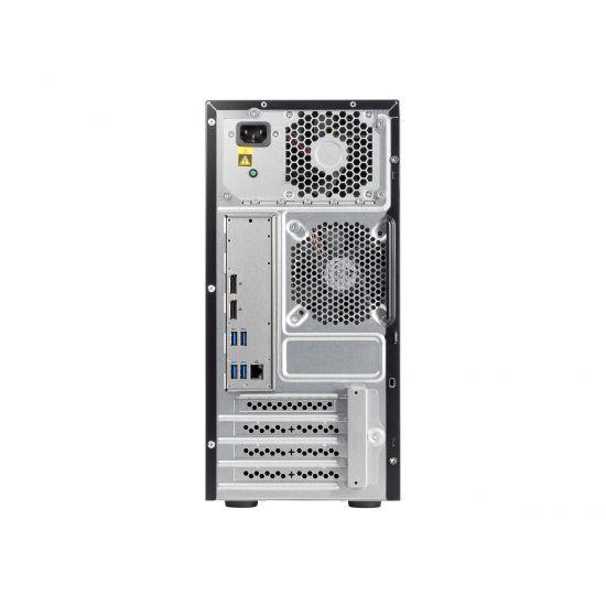 HPE ProLiant ML10 Gen9 - tower - Xeon E3-1225V5 3.3 GHz - 8 GB - 2 TB
