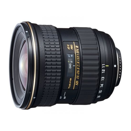Tokina AT X - vidvinkel zoom objektiv - 11 mm - 16 mm