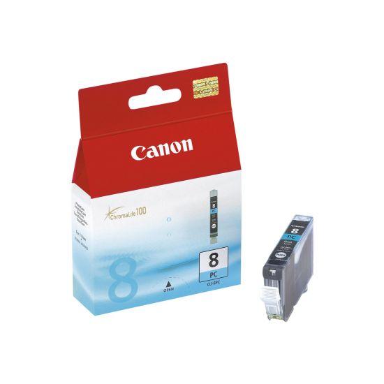 Canon CLI-8PC - fotocyan - original - blækbeholder