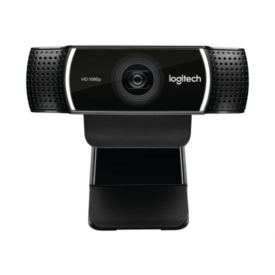 Logitech HD Pro Webcam C922 - webkamera