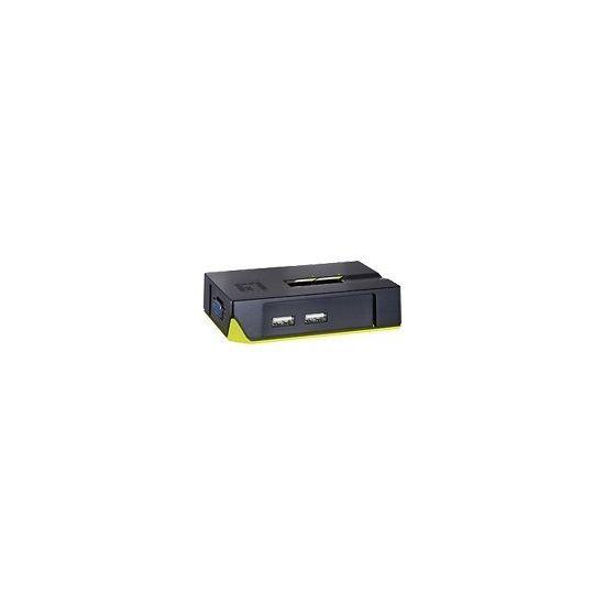 LevelOne ViewCon KVM-0221 - KVM / audio-switch - 2 porte