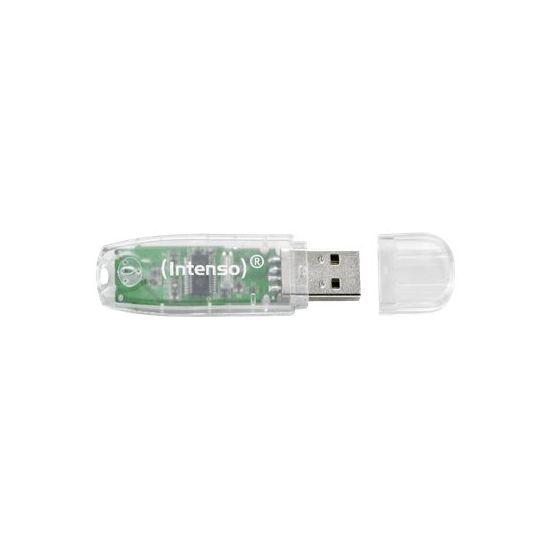 Intenso Rainbow Line - USB flashdrive - 32 GB