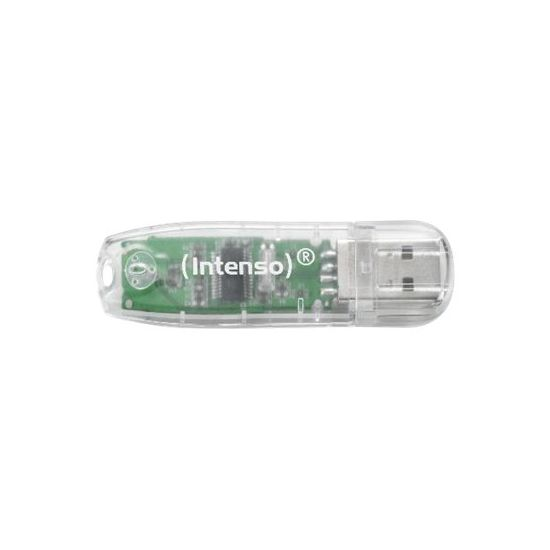 Intenso Rainbow Line - USB flashdrive - 32 GB