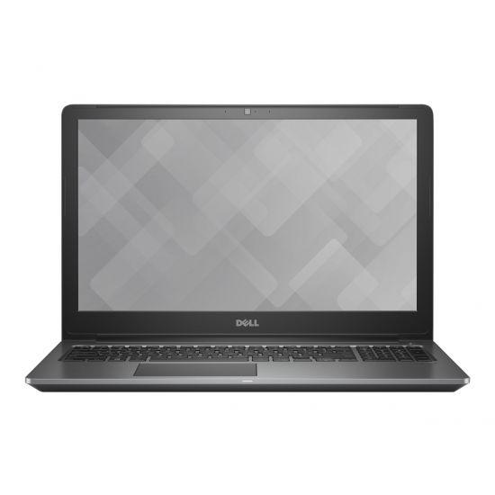 Dell Vostro 15 5568 - 8GB Core i5 256GB SSD GT-940MX 2GB Win10 Pro 15.6´´ Full HD Grå