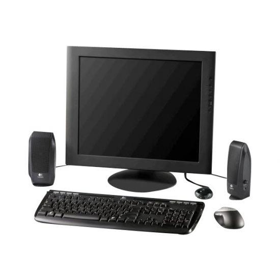 Logitech S-120 - højttalere - til PC