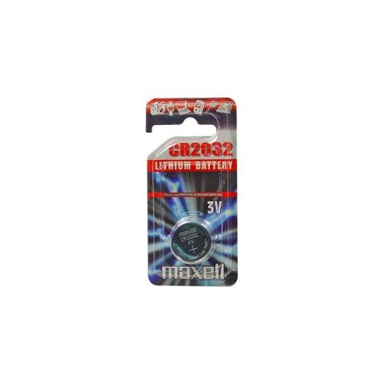 Maxell CR 2032 - batteri - CR2032 - Li