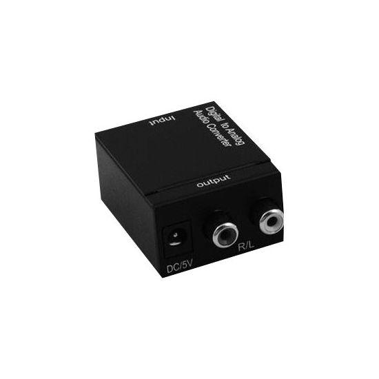 MicroConnect - audio digital til analog omformer