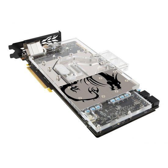 MSI GTX 1080 SEA HAWK EK X &#45 NVIDIA GTX1080 &#45 8GB GDDR5X - PCI Express 3.0 x16