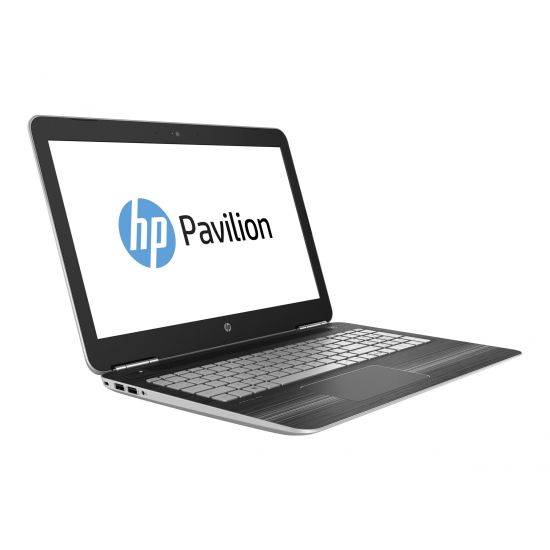 "HP Pavilion 15-bc002no - Intel Core i7 6700HQ / 2.6 GHz - 8 GB DDR4 - 128 GB SSD - (M.2) + 1 TB HDD - NVIDIA GeForce GTX 960M 2GB GDDR5 - 15.6"" IPS"