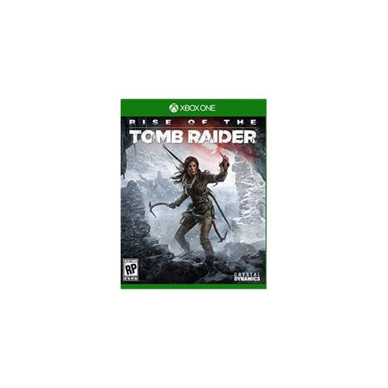 Rise of the Tomb Raider - Microsoft Xbox One