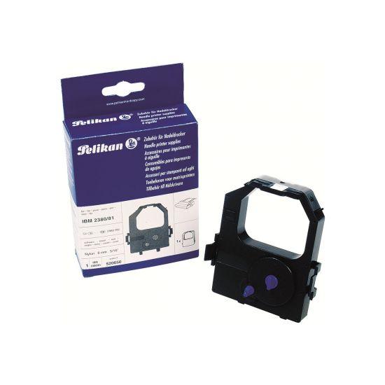 Pelikan - 1 - sort - print-bånd