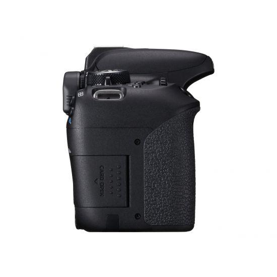 Canon EOS 800D - digitalkamera EF-S 18-55 mm IS STM objektiv