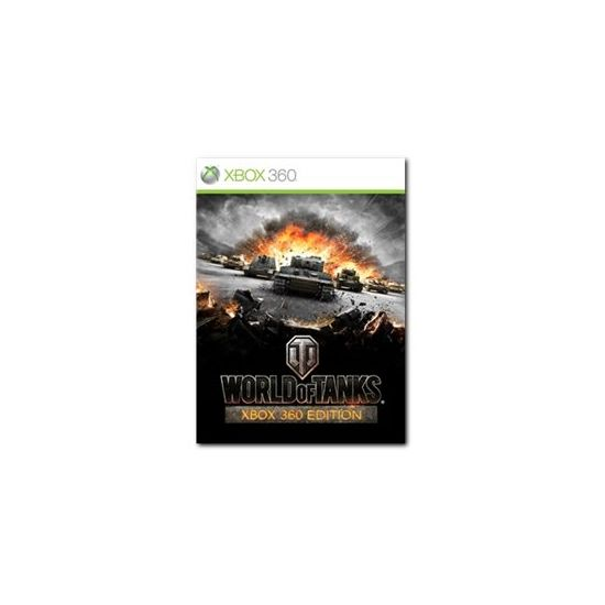 World of Tanks Xbox 360 Edition - Microsoft Xbox 360
