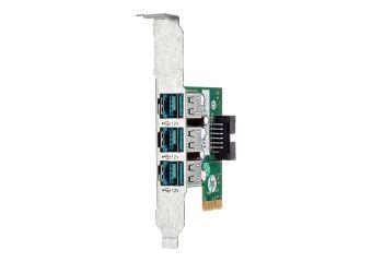 HP 12V USB+ Power Card