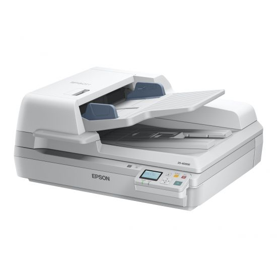Epson WorkForce DS-60000N - dokumentscanner - Gigabit LAN