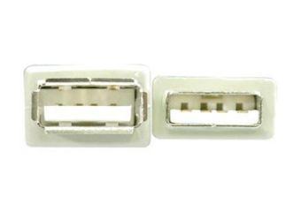 DELTACO USB forlængerkabel