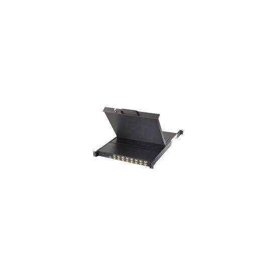 LevelOne KCM-1631 - KVM switch - 16 porte - monterbar på stativ