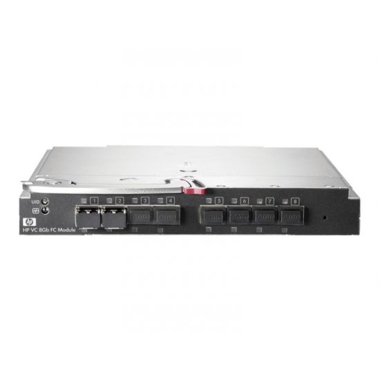 HPE Virtual Connect 8Gb 24-Port Fibre Channel Module - switch - 24 porte - plug-in modul