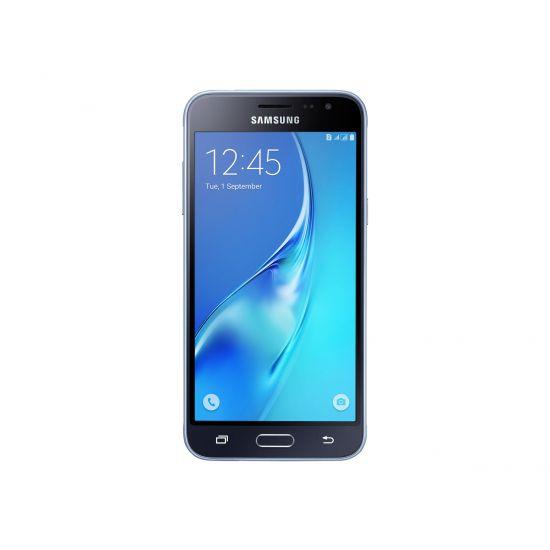 Samsung Galaxy J3 (2016) - SM-J320F/DS - sort - 4G HSPA+ - 8 GB - GSM - smartphone