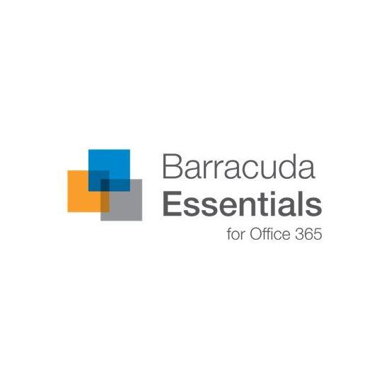 Barracuda Essentials for Office 365 Complete Protection and Compliance - licensabonnemet (3 år) - 1 bruger
