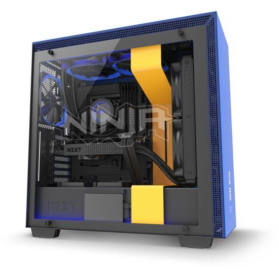 NZXT H series H700i - Ninja Edition - miditower - udvidet ATX