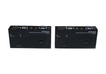 StarTech.com USB Dual VGA over Cat5 KVM Console Extender