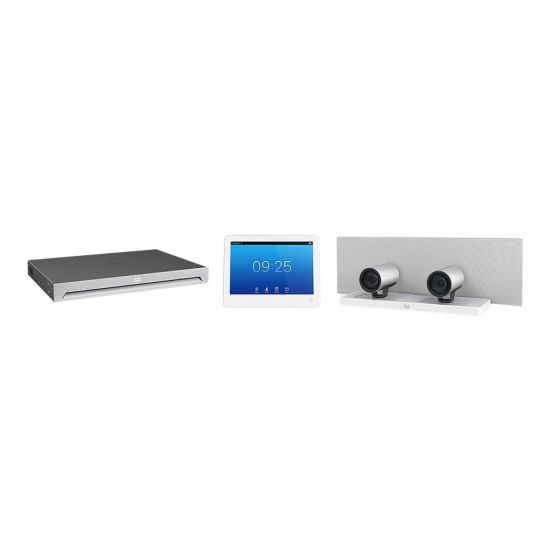 Cisco TelePresence Integrator Package with SX80 Codec, SpeakerTrack60 Microphone Array and Touch 10 - videokonferencepakke