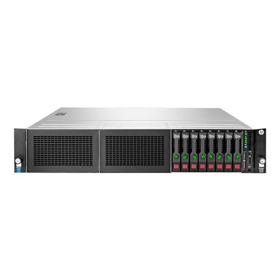 HPE ProLiant DL180 Gen9 - rack-monterbar - Xeon E5-2620V4 2.1 GHz - 16 GB - 0 GB
